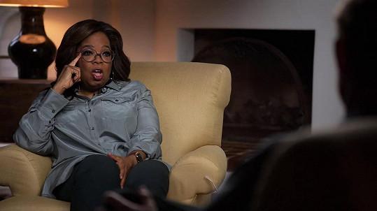 Spolupracoval na něm s Oprah Winfrey.