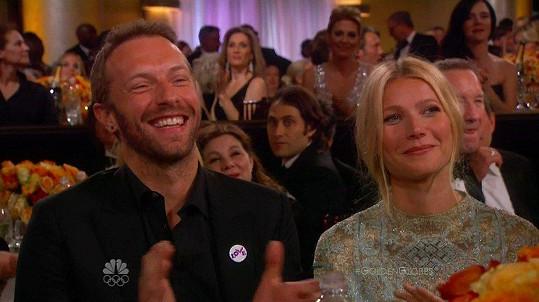 Chris Martin a Gwyneth Paltrow své děti pojmenovali Apple a Moses.