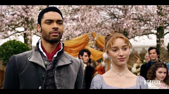 Hlavní postavy Simon a Daphne uchvátily milióny diváků po celém světě.