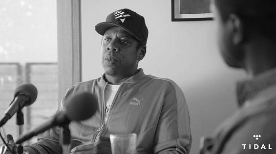 Jay-Z se rozhovořil o Amy Winehouse
