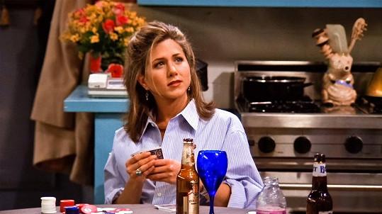 Vlasy Jennifer Aniston v seriálu Přátelé byly fenoménem.
