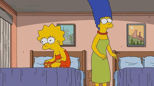 Líza Simpsonová přišla o český hlas!