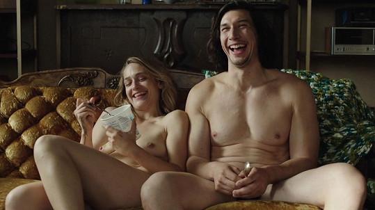 Jemima je pohodářka, kterou nahé scény nerozhází...