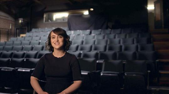 Mara Wilson v dokumentu HBO Děti showbyznysu