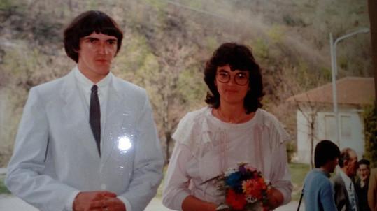 Takhle se Fulvia kdysi ženila...