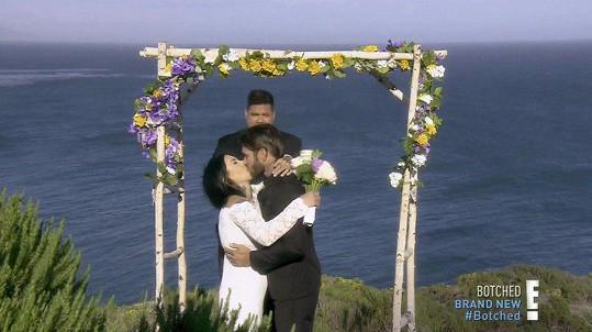 Do dílu se vešla i svatba Tomi s partnerem Kylem.