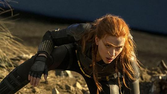 Vynechala i promo akce nové marvelovky Black Widow.
