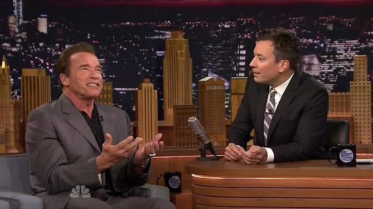 Pořad má připomínat talkshow Američana Jimmyho Fallona.