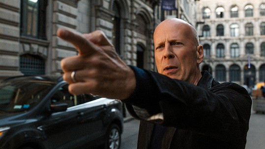 Bruce Willis nezabodoval s filme Přání smrti.