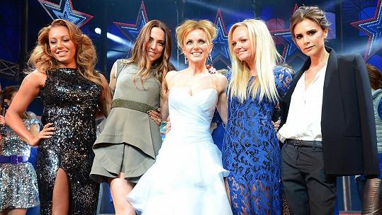 Spice Girls v plné sestavě už asi jen tak neuvidíme.