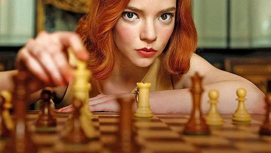 Anya ztvárnila hlavní postavu Beth.