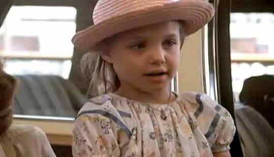 Herecký debut Angeliny Jolie v roce 1981
