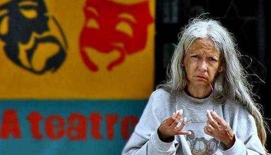 Její bezvládné tělo bylo nalezeno tento týden v Caracasu.