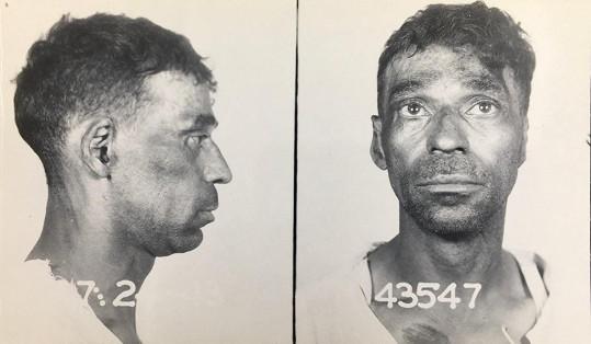 Policejní snímky amerických zločinců