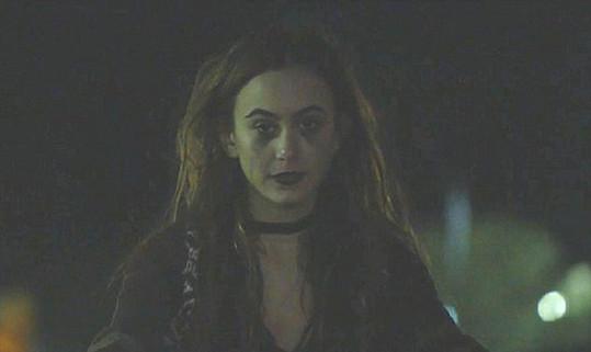 Coco Arquette má za sebou natáčení klipu zpěvačky MONOGEM.
