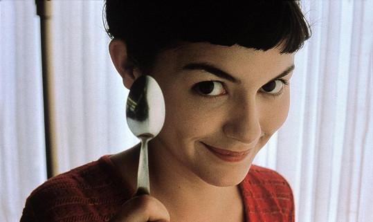 V roce 2001 Audrey zazářila jako Amélie z Montmartru.