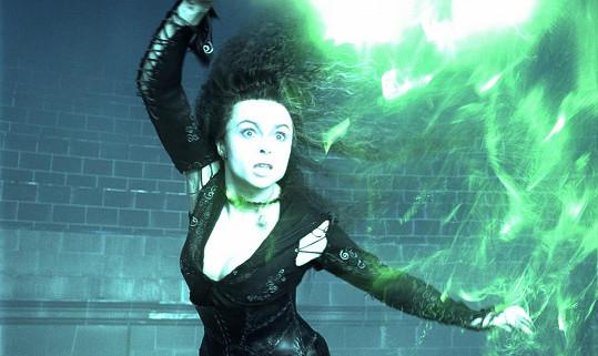 Helena Bonham Carter si Bellatrix Lestrange málem vůbec nezahrála.