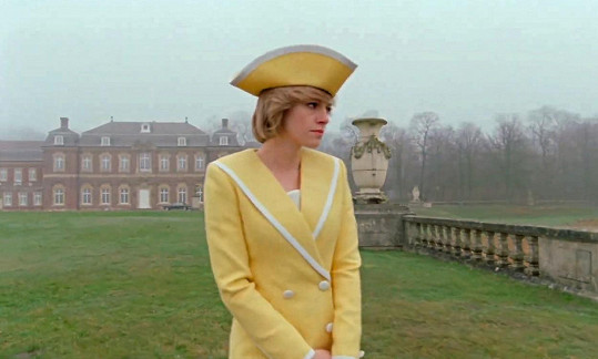 Ve filmu ztvárnila princeznu Dianu.