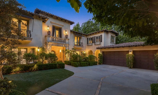 Tento dům obývala Britney Spears.