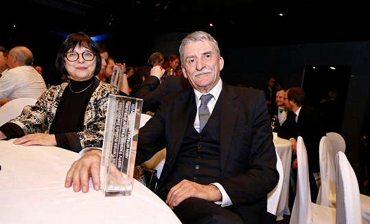 Martin Huba získal Cenu české filmové kritiky za nejlepší herecký výkon.