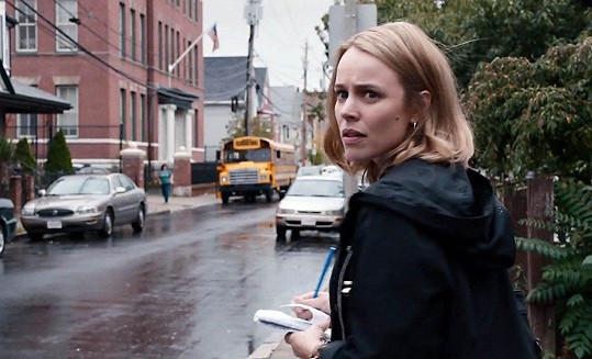Herečka si zahrála v oscarovém filmu Spotlight (2015).