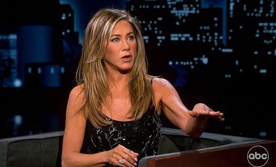 Jennifer Aniston by ráda našla novou lásku.