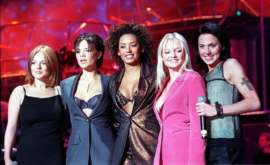 Mel C ve zlatých časech Spice Girls