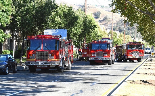 Na místě zasahovaly dvě desítky hasičů.