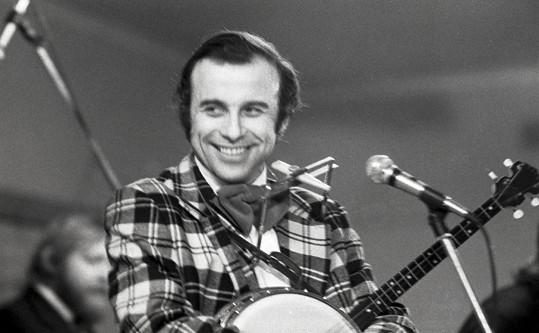 Ivan Mládek v roce 1974