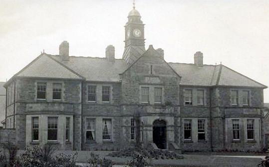Zařízení Brecon and Radnor Joint Counties Lunatic Asylum