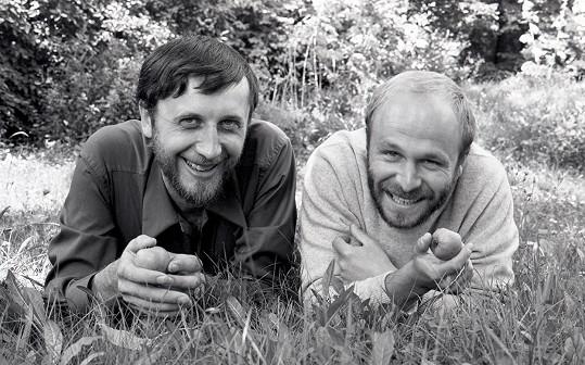 Jan Vodňanský a Petr Skoumal byli vynikající autorskou dvojicí.