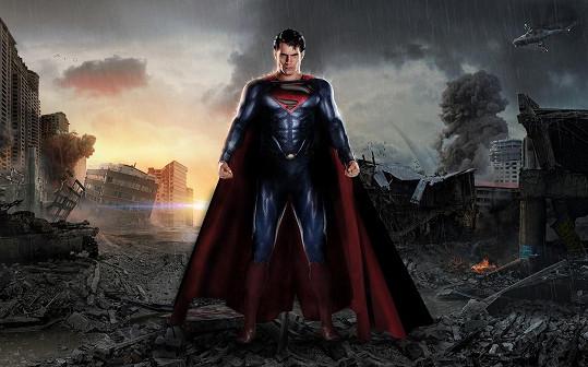 Cavill je posledním představitelem Supermana.