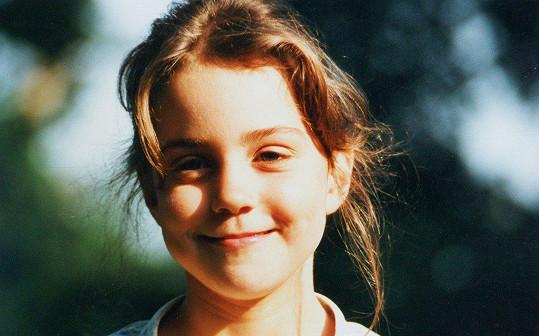 Vévodkyně Kate má stále stejně roztomilý úsměv.