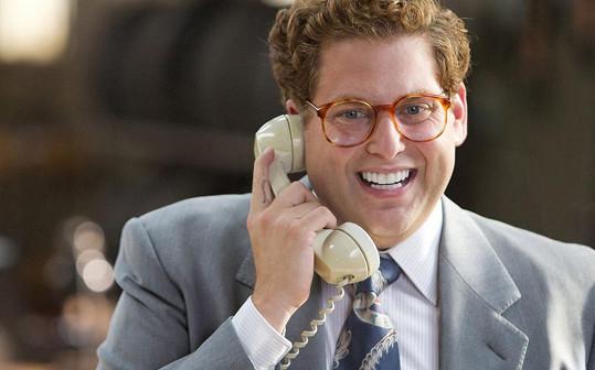 Jonah Hill získal za roli Donnieho ve Vlkovi z Wall Street nominaci na Oscara a 1,5 miliónu korun.