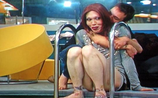 V roce 2006 Pete strašil v reality show Celebrity Big Brother.