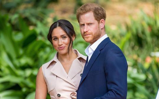 Princ Harry s manželkou Meghan Markle se dočkají dalšího filmu na motivy jejich života, tentokrát s názvem Harry & Meghan: Útěk z paláce.