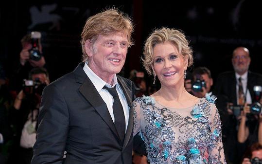 Redford a Fonda se na plátně setkali po dlouhých 38 letech.