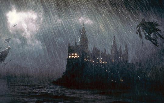 Mozkomorové na záběru z filmu Harry Potter a vězeň z Azkabanu