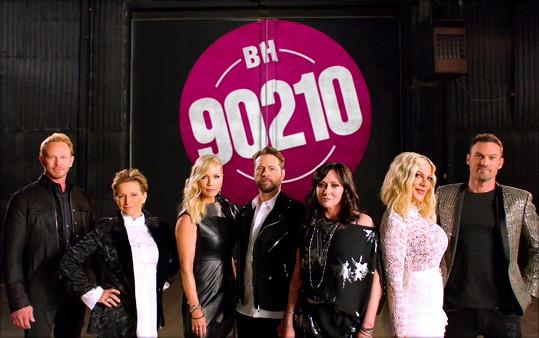 Beverly Hills 90210 se dočkalo předělávky, bohužel bez Luka Perryho...