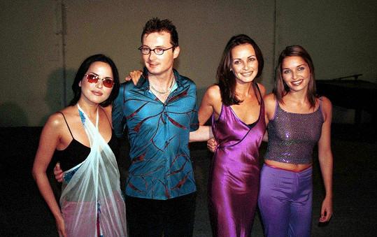Kapela The Corrs slavila úspěch na konci 90. let.