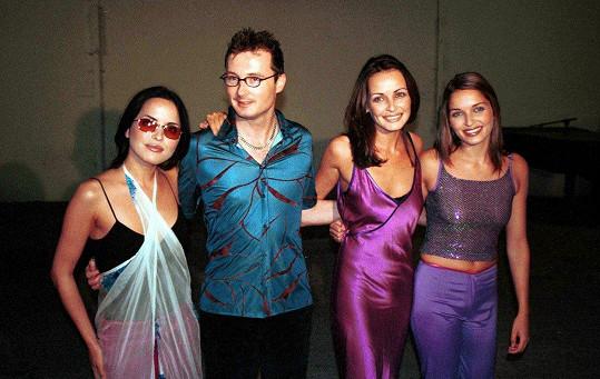 Takhle vypadali v 90. letech