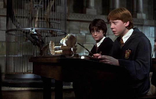 Ruperta Grinta alias Rona dokonce prý počural netopýr.