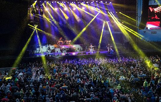 Sabaton má obrovskou fanouškovskou základnu po celém světě.