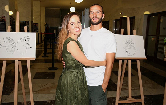 S manželem Matyášem