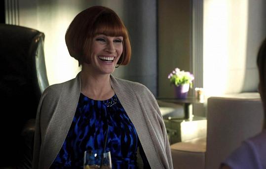 V komedii Svátek matek předvede Julia svůj legendární úsměv.