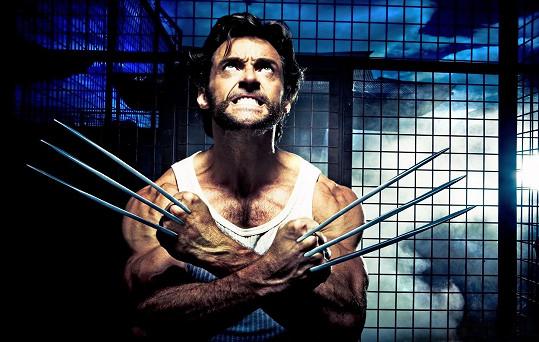 Jackman jako Wolverine