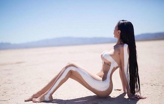 Nafotila se nahá.
