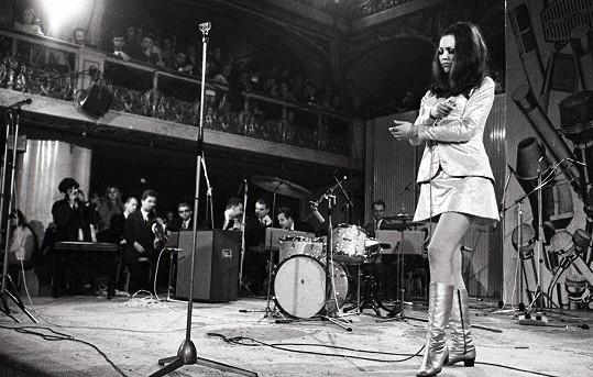 V roce 1969 byla Marta nejpopulárnější zpěvačkou v Československu.