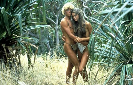 Shields proslavil film Modrá laguna. Zahrála si v něm s Christopherem Atkinsem.