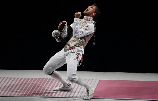 Alexander Choupenitch vyhrál bronzovou medaili.
